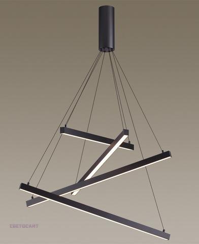 Подвесной светильник 3860/48B серии COMETA