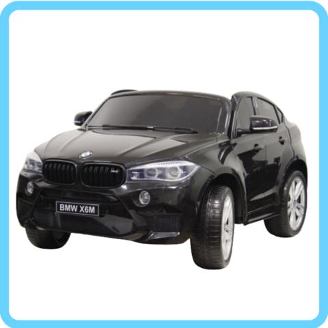 BMW-X6M-JJ2168 (ЛИЦЕНЗИОННАЯ МОДЕЛЬ) (двухместный) с дистанционным управлением