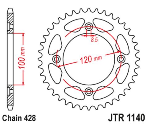 JTR1140