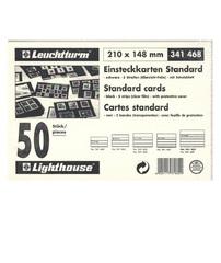 Планшеты для марок Standard Leuchtturm