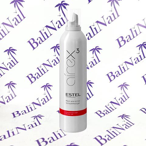 AIREX Мусс для волос  Сильная фиксации,400 мл
