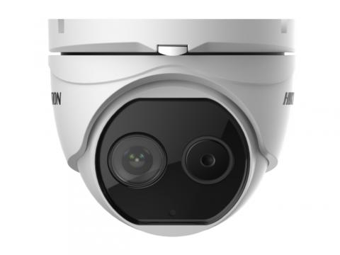 Двухспектральная камера Hikvision DS-2TD1217-2/V1