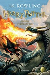 Harry Potter 4: Goblet of Fire (rejacketed ed.)