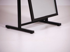 Т-150-40 Зеркало напольное (черное)