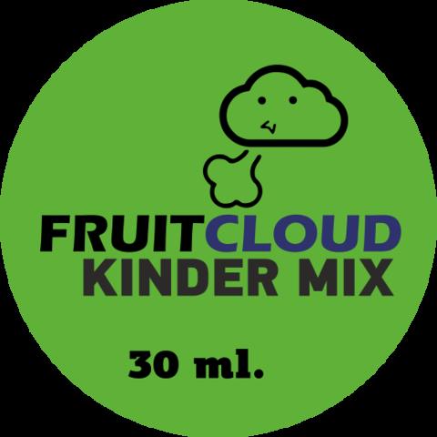 Премиум жидкость для электронных сигарет Kinder Mix, 6 мг