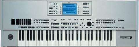 Синтезаторы и рабочие станции GEM Genesys PRO S