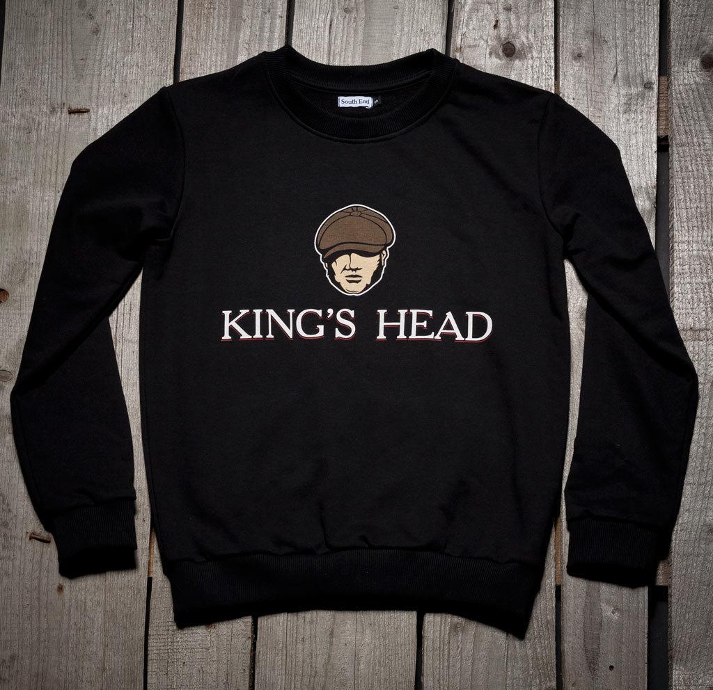 Толстовка King's head