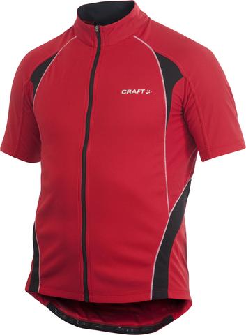 Велофутболка Craft Active мужская красная