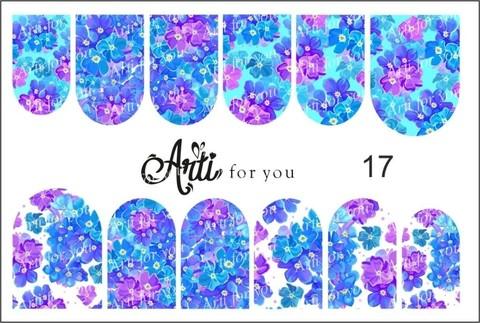 Слайдер Arti for You №17 РА