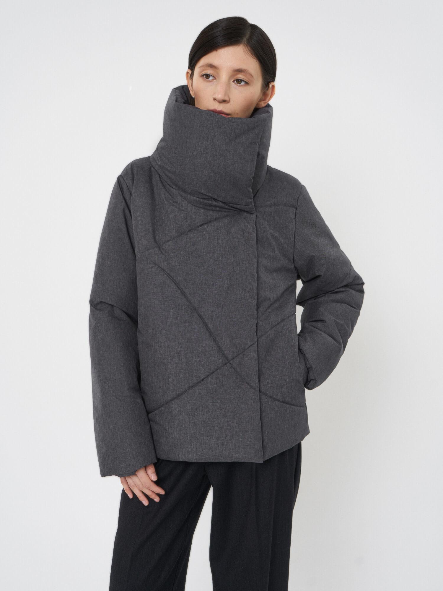 Куртка Ванкувер с плавной стежкой