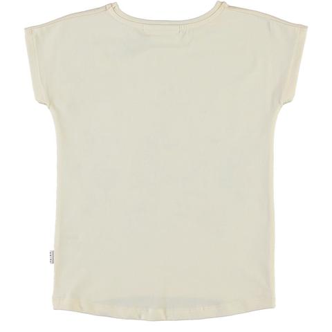 Molo Ragnhilde Rainbow Circle футболка для девочки