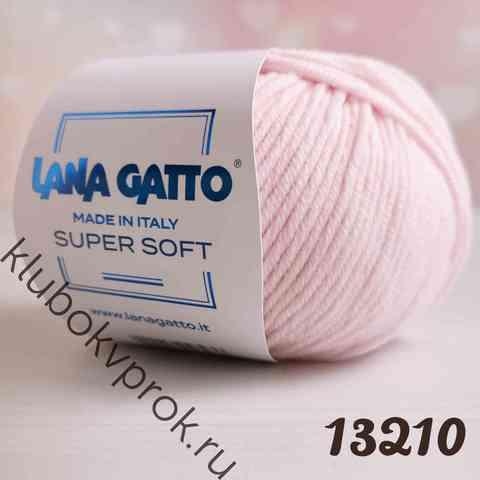 LANA GATTO SUPER SOFT 13210, Нежный розовый