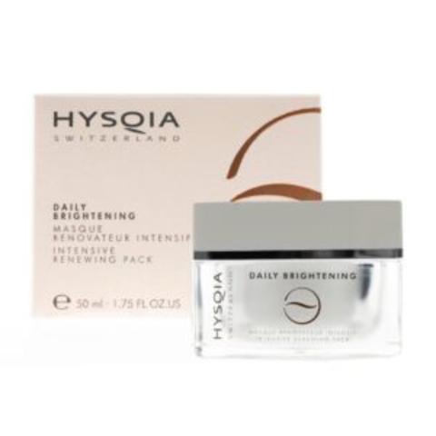 HYSQIA Masque Renovateur Intensif Daily Brightening, маска для лица, 50 мл