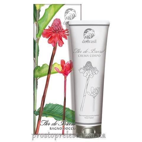Dobrasil crema corpo «fler do brasil» - Парфюмированный крем для тела «Цветы в Бразилии»