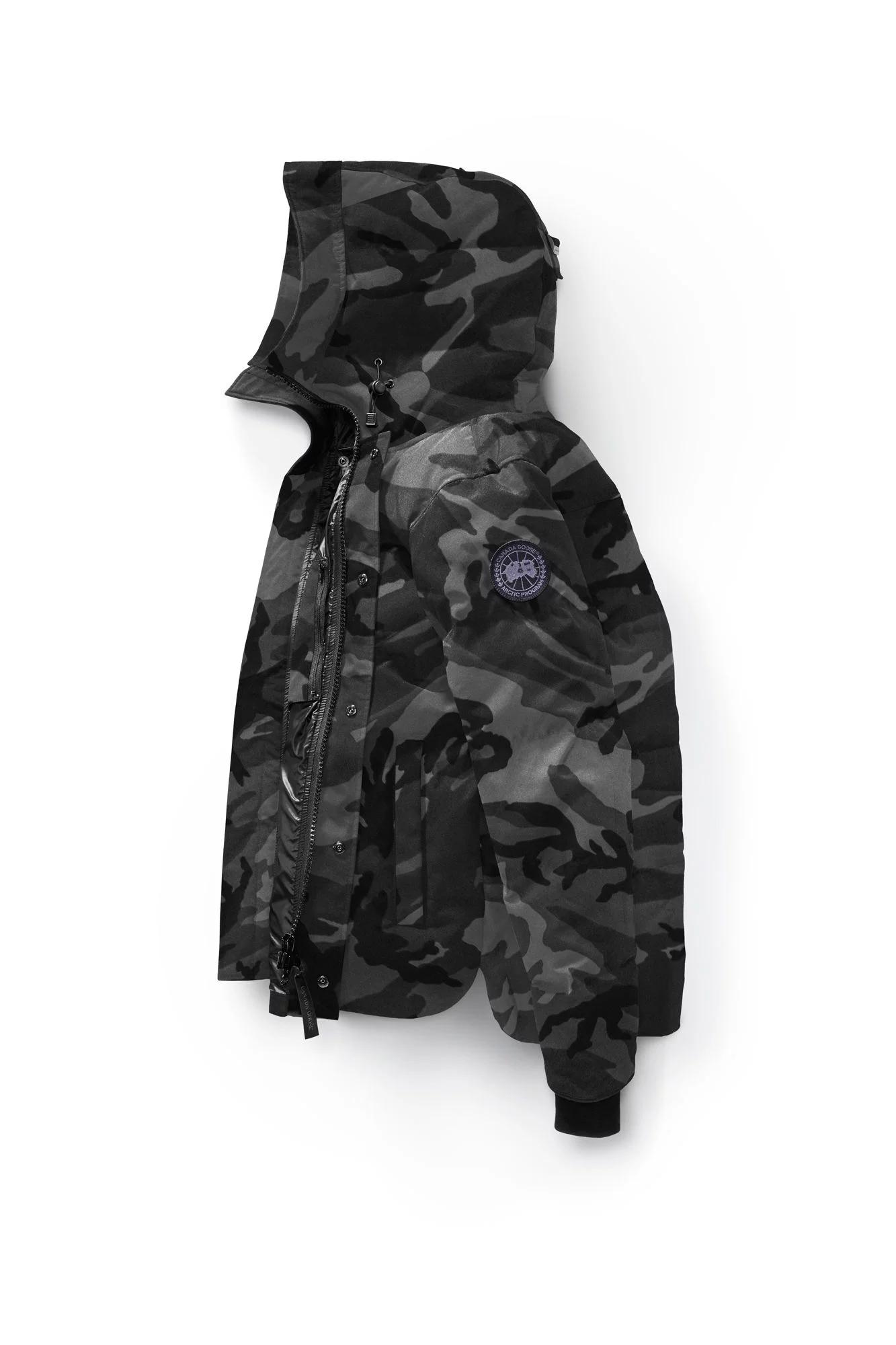 Macmillan Parka Black Military  5911