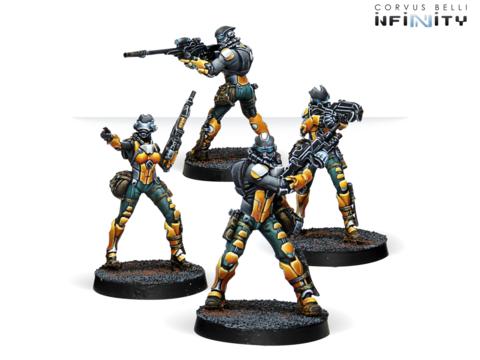 Celestial Guards
