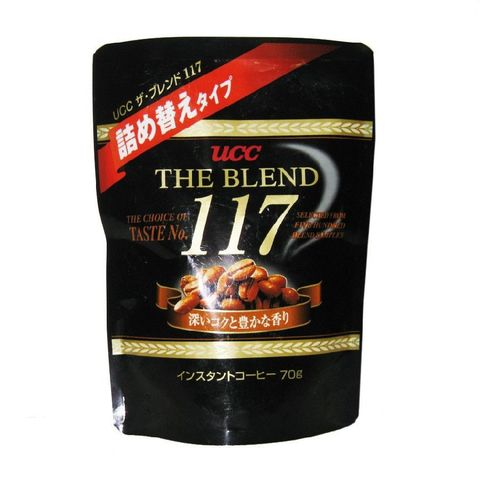 Кофе ЮСС UCC Коллекция 117 растворимый 180 г м/у