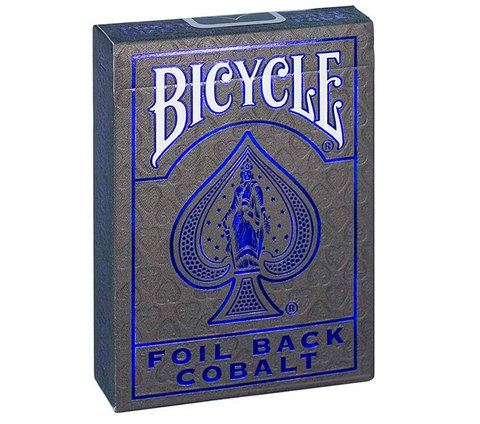 Bicycle Foil Back Metalluxe