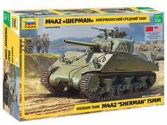 Американский средний танк М4А2 Шерман