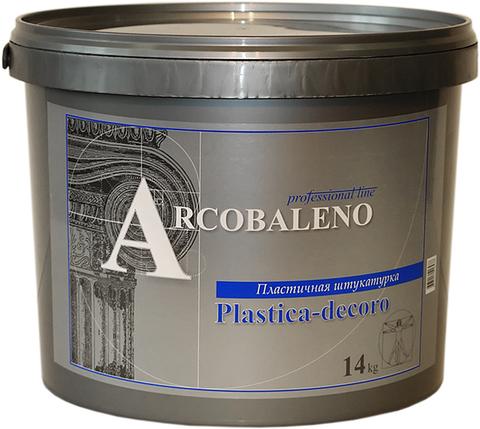 PLASTICA DECORO Пластичная штукатурка 0.5 кг.