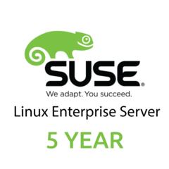 Сертифицированная ФСТЭК версия ОС SUSE Linux Enterprise Server 12 Service Pack 3 с технической поддержкой (1-2 Sockets with Unlimited Virtual Machines, Priority Subscription, 5 Year)