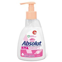 Мыло жидкое Absolut Classic антибактериальное 250 мл