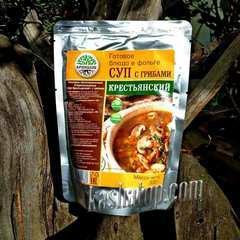 Суп Крестьянский с грибами 'Кронидов', упаковка 300г