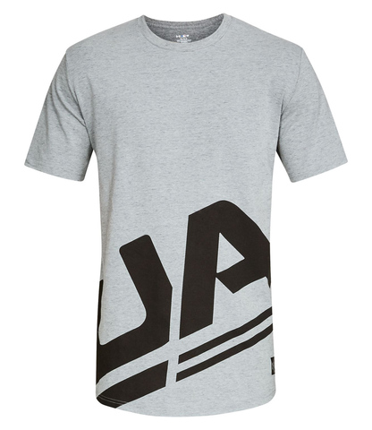 Футболка спортивная Under Armour Sportstyle Branded Ss Tee 1318567-100