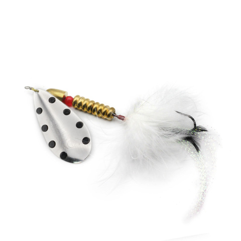 Блесна Fishycat Bretton Maxi Tail - №6 / SBDT