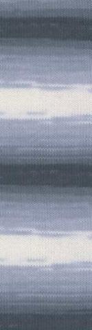 Пряжа Alize Bella Batik 100 цвет 2905