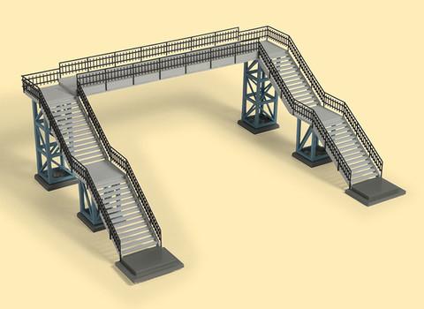 Пешеходный мост, (TT)