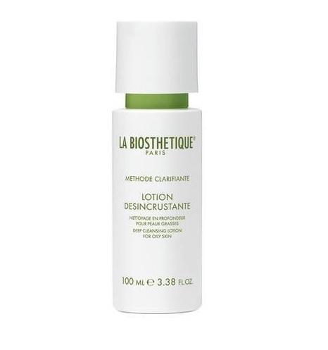 La Biosthetique Methode Clarifante: Глубоко очищающий лосьон-дезинкрустант для жирной кожи (Lotion Desincrustante), 100мл/500мл