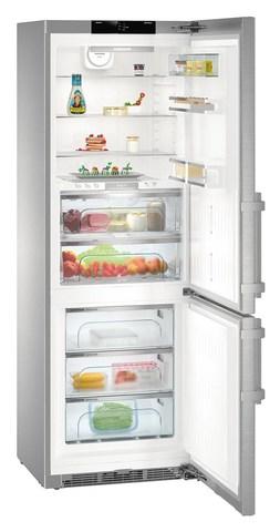 Двухкамерный холодильник Liebherr CBNes 5775