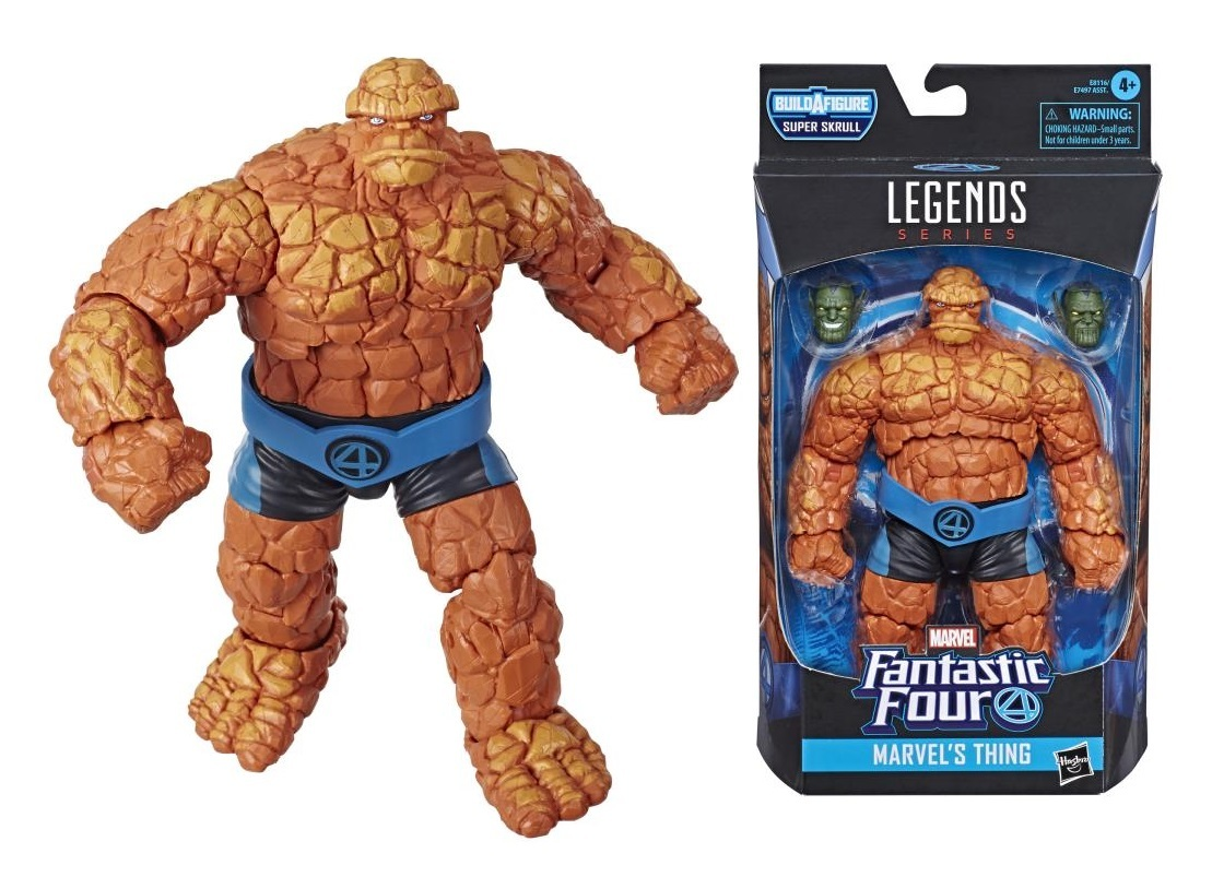 Marvel's Thing - Существо