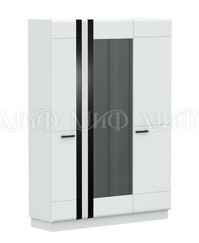 Шкаф Магнолия 3-х ств. белый