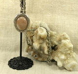 Коллекция «Волшебный камень». Подвеска «Солнечный камень»