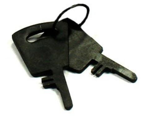 Ключ запасной к наручникам БРС-2