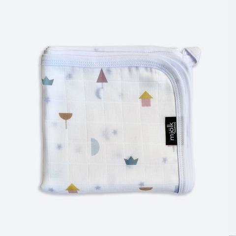 Муслиновое лёгкое одеяло Игрушки
