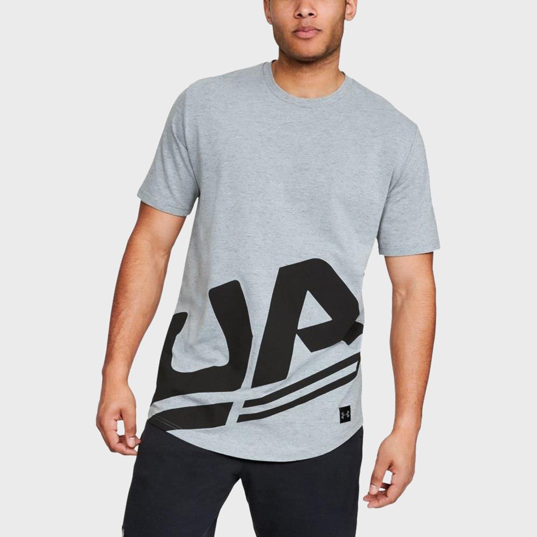 Футболка спортивная Under Armour Sportstyle Branded Ss Tee 1318567-100