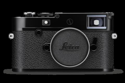 Leica M10-R Body Black Paint Finish
