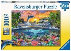 Puzzle Tropical paradise 100 pcs