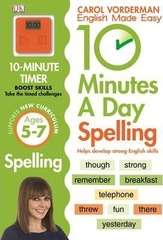 10 Minutes A Day Spelling KS1: Carol Vorderman