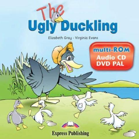 The Ugly Duckling.multi-ROM (Audio CD / DVD Video PAL). Аудио CD/ DVD видео