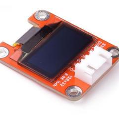 OLED-дисплей 0.96 дюйма 128х32 пикселя