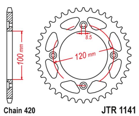 JTR1141