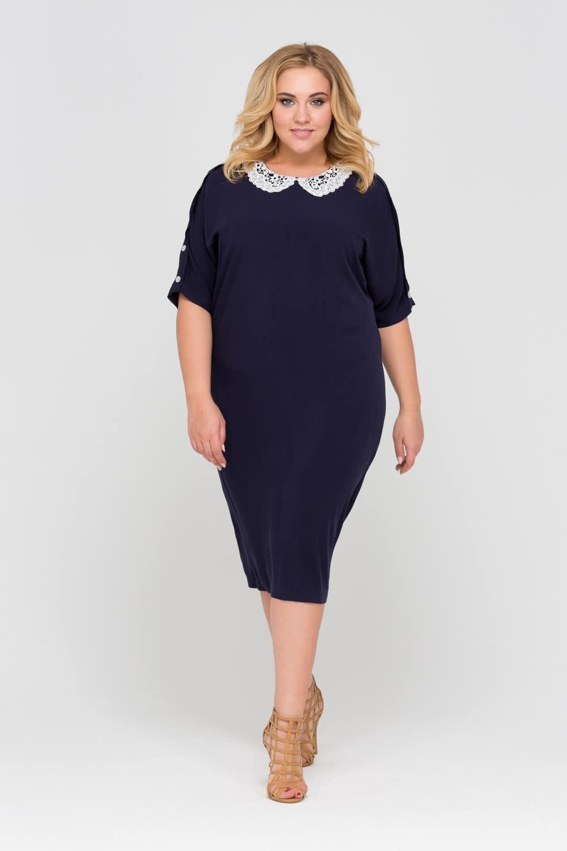 Платья Платье Тутси с кружевным воротником 416114 02a20dab99a46222179cda6531c42cf9.jpg
