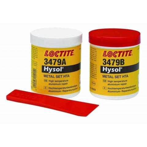 LOCTITE EA 3479 Алюмонаполненная шпатлевка, повышенной термостойкости
