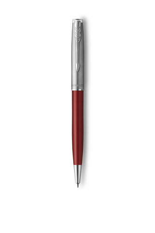 2146851 Parker Sonnet Entry Point Red Steel шариковая ручка