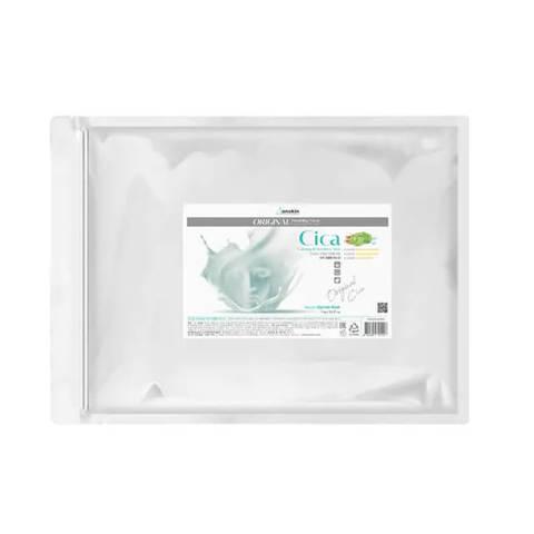 Альгинатная маска для проблемной кожи с экстрактом центеллы Anskin Original Cica Modeling Mask (500 гр., пакет)