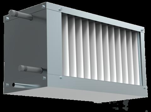 Shuft WHR-W 600x350-3 Водяной охладитель для прямоугольных каналов